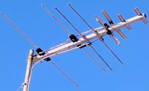 Best TV Antenna for Rural Areas RCA Compact Outdoor Yagi