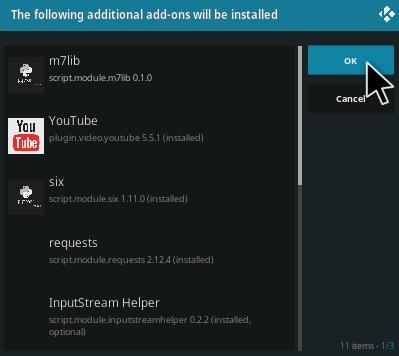 How To Install 7of9 Tubi TV Kodi Addon Step 20