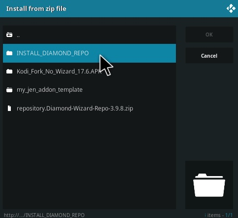 How To Install Beta Quadrant Kodi Addon IPTV Step 12