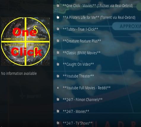 How To Install Delta Quadrant One Click Kodi Addon Overview