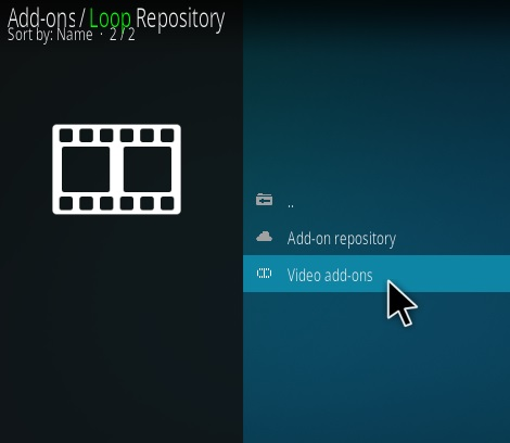 How To Install the Loop Kodi Addon Step 21
