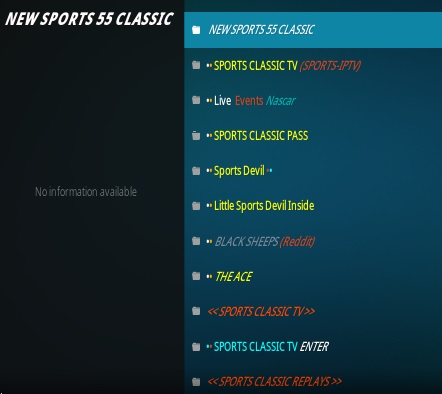 How to Install Sports Classic Kodi Addon New URL 2020 Overview