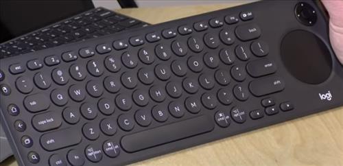 Best Smart TV Wireless Keyboard Remote Control 2020 Logitech K600