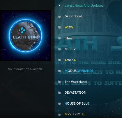 How To Install DeathStar Kodi Addon 2020 Overview