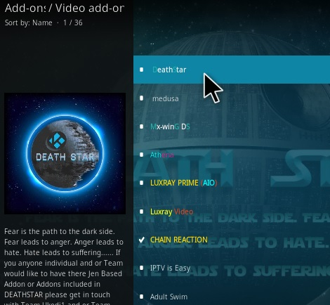 How To Install DeathStar Kodi Addon 2020 Step 17