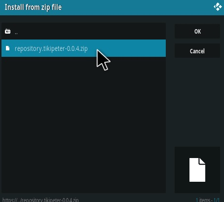 How To Install FEN Kodi Addon V004 Step 12