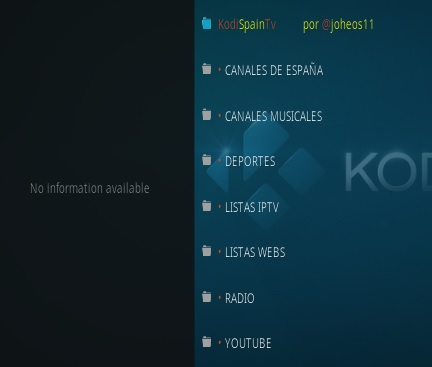 How To Install Kodi Spain TV Addon Overview