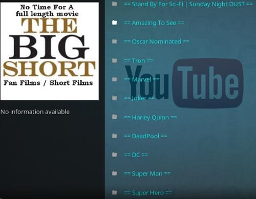 How To Install The Big Short Kodi Addon Overview