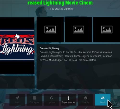 How To Install Destiny Greased Lighting Movie Cinema Kodi Addon Step 19