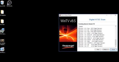 How To Watch Over The Air Live TV Channels On A PC