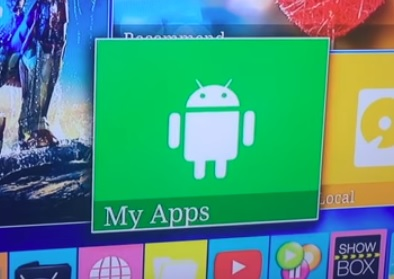 How to Mirror your Screen to Android TV Box Using Miracast Step 1