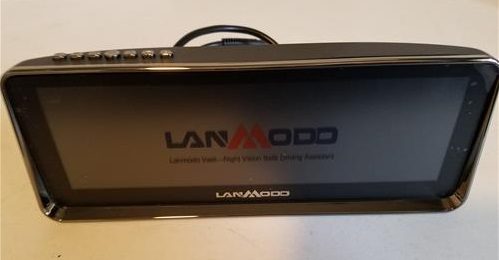 Lanmodo Car Night Vision Camera Overview 1
