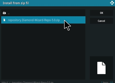 How To Installl Dimaond Repo New Version Step 13