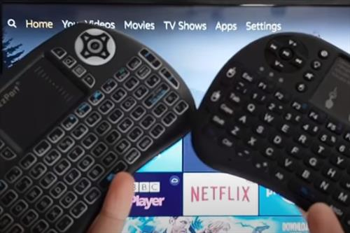 How to Pair a Bluetooth Keyboard With the Fire TV Stick 2020