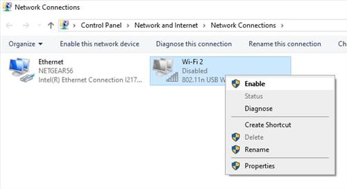 How To Fix WiFi Connection Problems with Windows Problem 2
