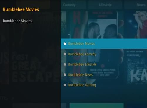 How To Install Bumblebee TV Kodi Addon Overview
