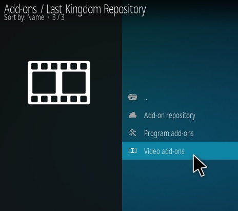 How To Install ClickSville Kodi Addon Step 16