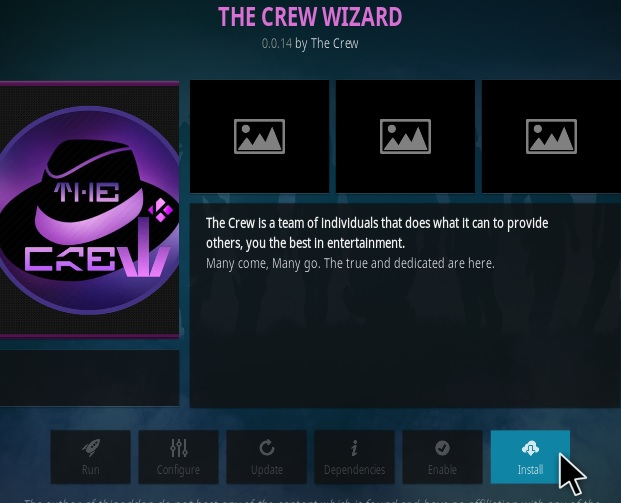 How To Install The Crew Wizard Step 18