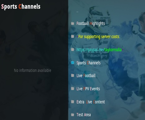 How to Install Rising Tides Kodi Sports Addon 2020 Overview
