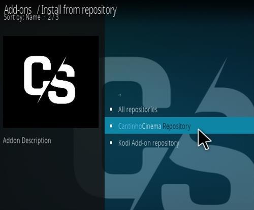 How To Install C S IPTV Kodi Addon Step 14