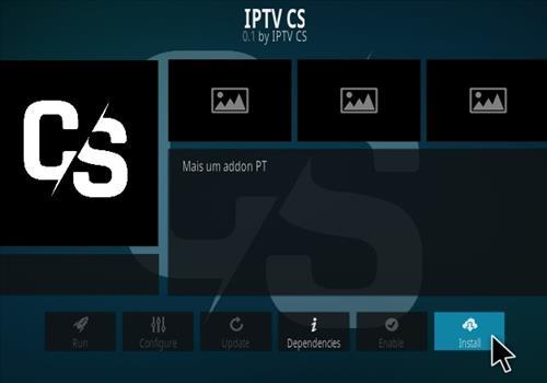 How To Install C S IPTV Kodi Addon Step 18