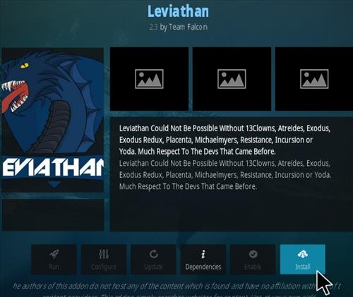 How To Install Leviathan Kodi Addon 2020 Update Step 18