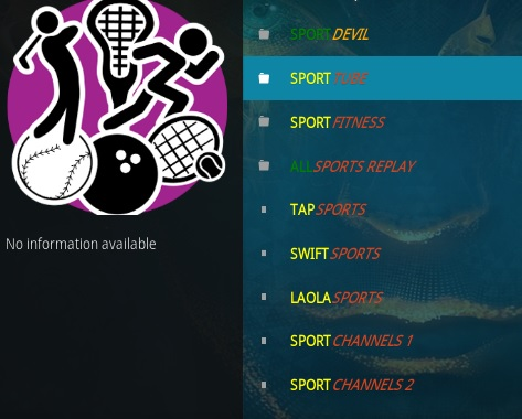 How To Install Sports Zig Kodi Addon Overview