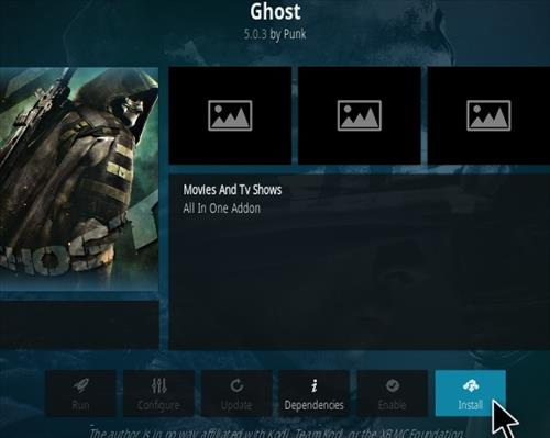 How To Install Ghost Kodi Addon 2020 Step 18