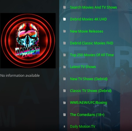 How To Install Mercury Kodi Addon V104 Overview