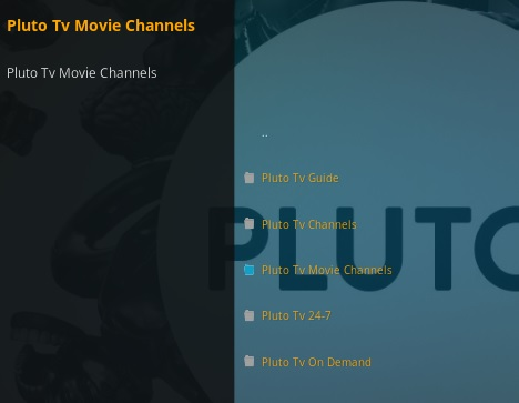 How To Install Pluto TV Kodi Addon Overview