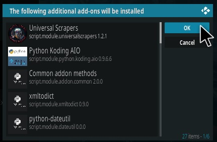 How To Install Torque Kodi Addon 2020 Step 19