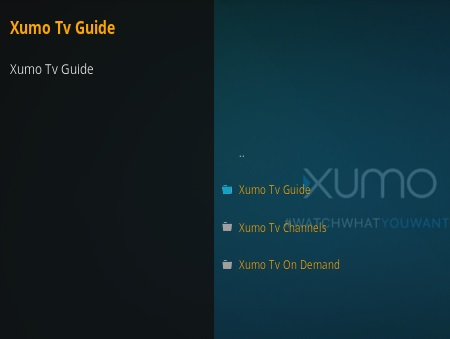 How To Install XUMO Kodi Addon Overview