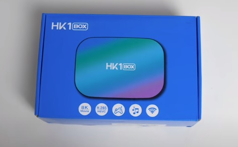 Review HK1 Android TV Box S905X3 4GB RAM 128GB Internal Storage
