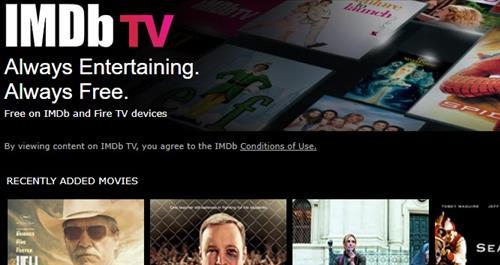 Best Free Online Movie and TV Streaming Websites IMDB TV