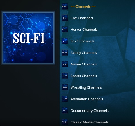 How To Install Channels Kodi Addon V153 Overview