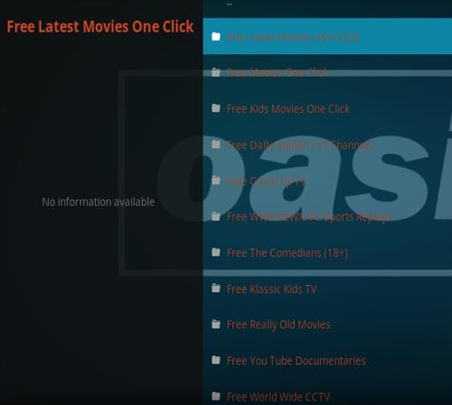 How To Install FREE Kodi Addon Overview