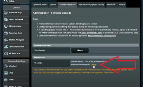 How To Setup a ASUS RT-AX58U (AX3000) as a VPN Router Using Merlin Step 11