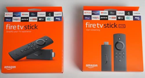 Amazon Fire TV Stick (3rd GEN) vs Fire TV Stick Lite Whats the Difference