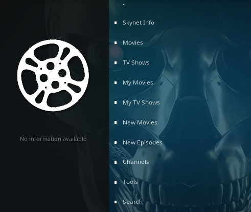 How To Install SkyNet 2020 Kodi Addon Update Overview