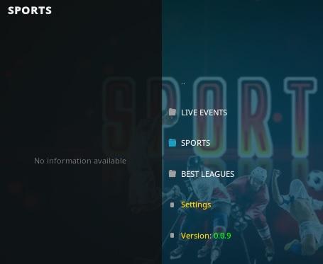 How To Install Sport HD Kodi Addon SSL Version Overview