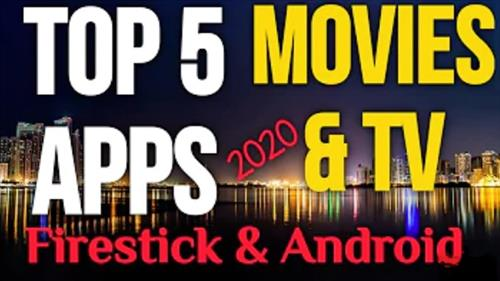 Best Movie and TV Show Apps (APKs) for Android Devices and Fire TV Stick