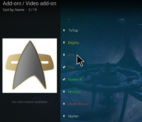 How To Install DS9 Kodi Addon Step 17