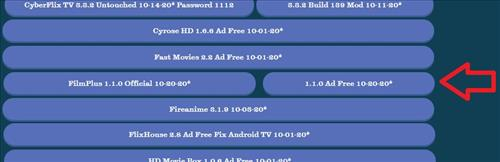 How To Install Film Plus App (APK) Android Devices and Fire TV Stick Step 3