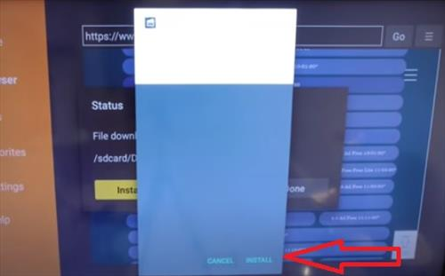 How To Install Install Morpheus TV APP (APK) to an Amazon Fire TV Stick Step 14