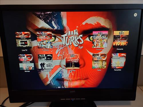 How To Install UK Turks Playlist APP (APK) On an Android TV Box Overview