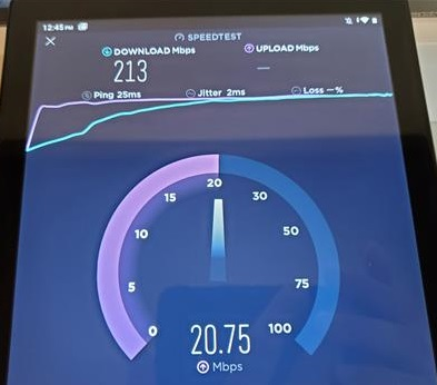 Review Dragon Touch Notepad 102 Tablet Speed Test