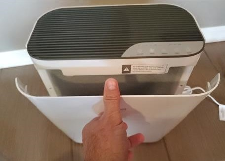 Review Levoit Vital 100 Air Purifier Filter