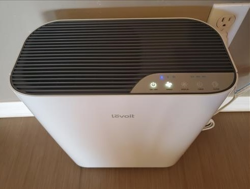 Review Levoit Vital 100 Air Purifier with True HEPA Filter 2