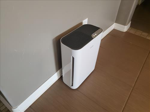 Review Levoit Vital 100 Air Purifier with True HEPA Filter