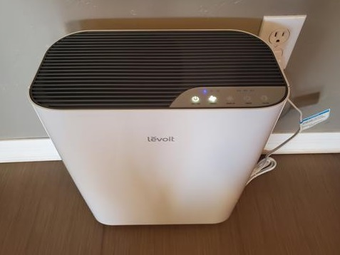 Review Levoit Vital 100 Air Purifier